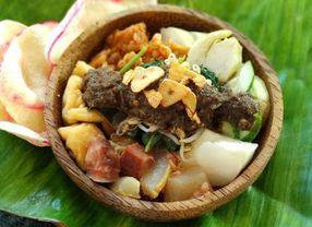 5 Kreasi Lontong khas Nusantara yang Jadi Makanan Favorit