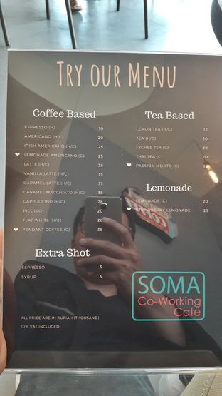 Foto review Soma Co-Working Cafe oleh Andri  7