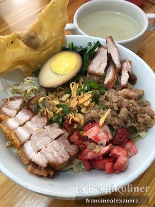 Foto 2 - Makanan di Mie Tarek Medan 69 oleh Francine Alexandra