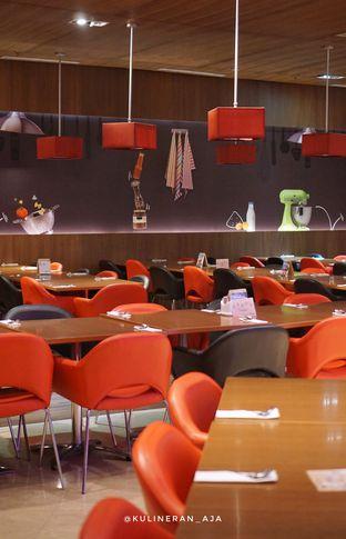 Foto 8 - Interior di Oopen Restaurant - Ibis Bandung Trans Studio Hotel oleh @kulineran_aja