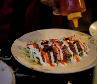 Foto 2 - Makanan di Kebab AB Mayestik oleh Makan Bikin Bahagia