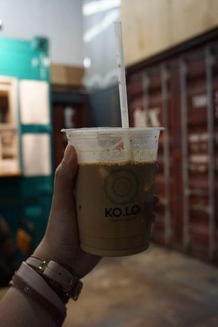 Foto 2 - Makanan(Es Kopi Susu Coklat) di KOLO Kopi Lokal oleh Elvira Sutanto