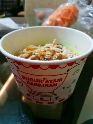 Foto 1 - Makanan di Bubur Ayam Parkiran oleh ig: @andriselly
