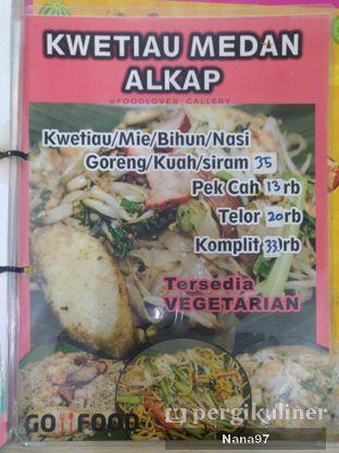 Foto 3 - Menu di Kwetiau Medan Alkap oleh Nana (IG: @foodlover_gallery)