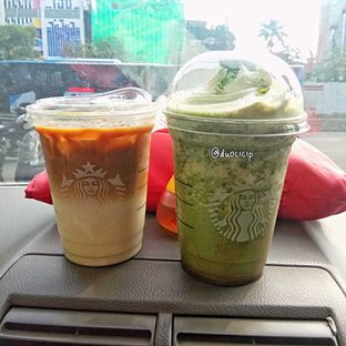 Foto review Starbucks Coffee oleh duocicip  4