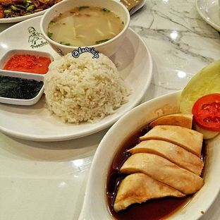 Foto 6 - Makanan(Chicken Rice with Beansprout) di PappaJack Asian Cuisine oleh duocicip