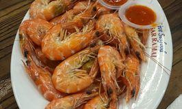 Live Seafood Pasar Ramai