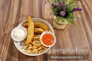 Foto 5 - Makanan(Fish and Chips) di Cucutik Kitchen oleh Rineth Audry Piter Laper Terus