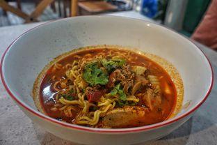 Foto 3 - Makanan(Tumis Mala Kuah) di Mie & Baso Paris oleh Fadhlur Rohman