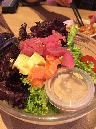Foto 2 - Makanan di Genki Sushi oleh catharina candra