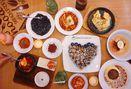 Foto Makanan di School Food Blooming Mari