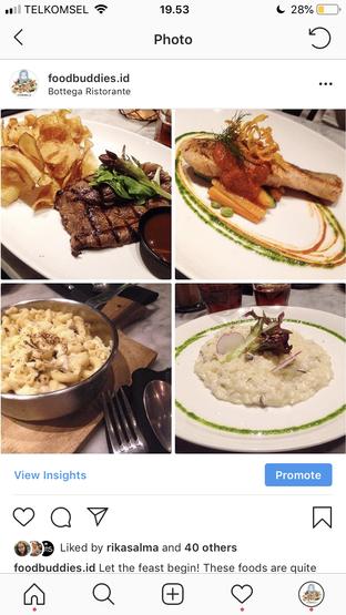 Foto - Makanan di Bottega Ristorante oleh @Foodbuddies.id | Thyra Annisaa