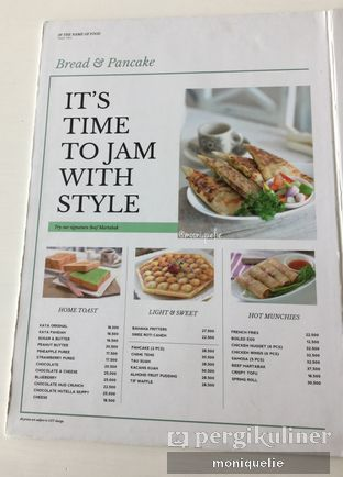 Foto 1 - Menu di Toast Jam oleh Monique @mooniquelie @foodinsnap