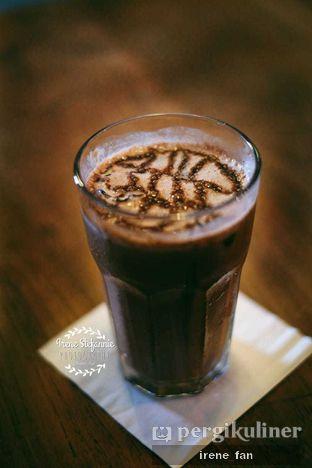 Foto 3 - Makanan(Iced Chocolate) di Scandinavian Coffee Shop oleh Irene Stefannie @_irenefanderland