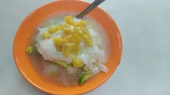 Foto Makanan di Es Oyen