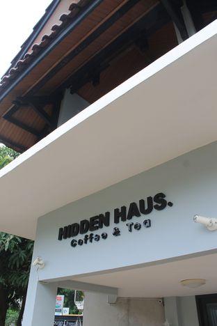 Foto 22 - Eksterior di Hidden Haus Coffee & Tea oleh Prido ZH