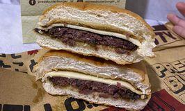 Press Butter Burger