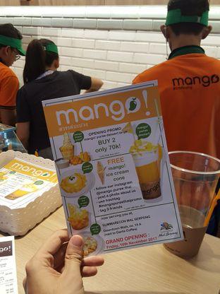 Foto 2 - Menu di mango! oleh Kevin Leonardi @makancengli
