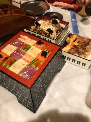 Foto 2 - Makanan di Kintaro Sushi oleh Mitha Komala