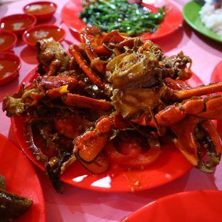 Foto 3 - Makanan(Kepiting Saos Padang) di Seafood Kalimati 94 Mulyono oleh Christian @EatWithKoko