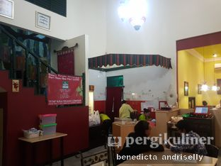 Foto 7 - Interior di Restaurant Sarang Oci oleh ig: @andriselly