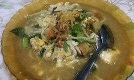 Bakmi Jawa & Ayam Goreng Kremes Mas Tri