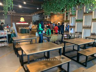 Foto 11 - Interior di Kedai Pak Ciman oleh harizakbaralam