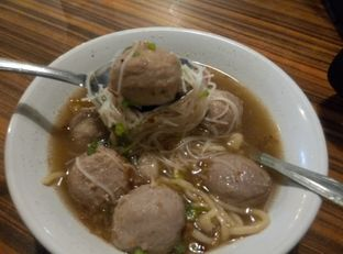 Foto 4 - Makanan di Baso & Mie Ayam Son Hajisony oleh Emir Khaerul