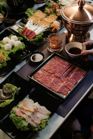 Foto 1 - Makanan di The Royal Pot oleh @Sibungbung