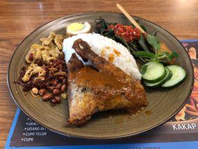 Foto Sate & Seafood Senayan