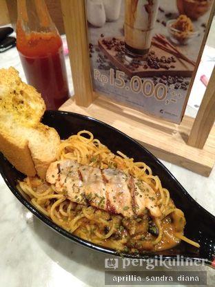 Foto 1 - Makanan(Salmon Pink Pasta) di Imperial Tables oleh Diana Sandra