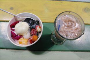 Foto 7 - Makanan(Kago Mix Fruity & Chocolate Milk) di Warlaman oleh Novita Purnamasari