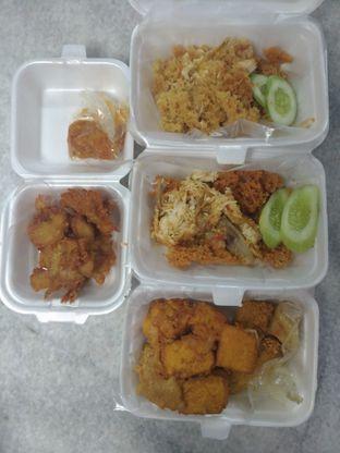 Foto 1 - Makanan di Ayam Geprek Si Gendut oleh Nana (IG: @foodlover_gallery)