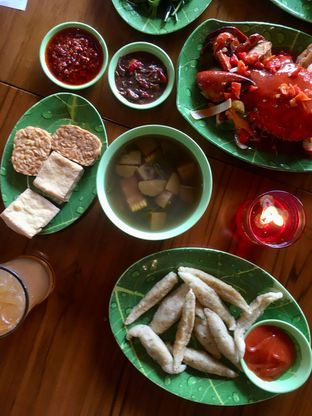 Foto 4 - Makanan di Gubug Udang Situ Cibubur oleh Prido ZH