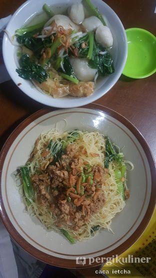 Foto review Bakmi Bangka Men Ho oleh Marisa @marisa_stephanie 1