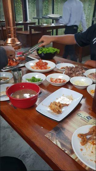 Foto - Makanan di Sadang Korean BBQ oleh nsky.foodhunter