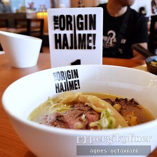 Foto 1 - Makanan(Ramen Beef (medium well)) di Hajime Ramen oleh Agnes Octaviani