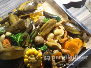 Foto 1 - Makanan di Seafood Kiloan Bang Bopak oleh Desy Mustika