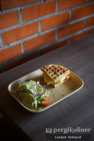Foto 3 - Makanan di Back Office Bistro oleh Saepul Hidayat