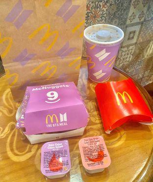 Foto review McDonald's oleh Andrika Nadia 2