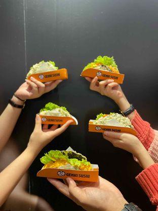 Foto review Genki Sushi oleh Riani Rin 19