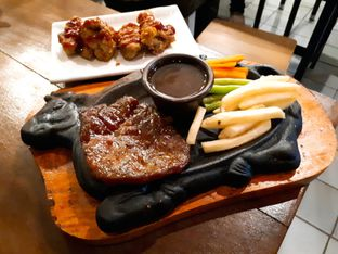 Foto 3 - Makanan di Irba Steak oleh ochy  safira