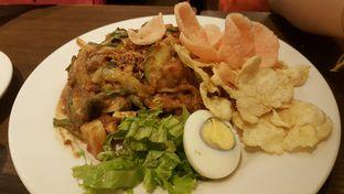 Foto 2 - Makanan di Kafe Betawi oleh Vising Lie