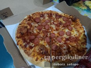 Foto review Domino's Pizza oleh Debora Setopo 2