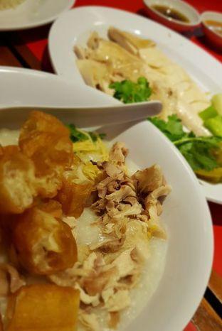 Foto 4 - Makanan(Bubur Ayam Cakwe) di Bubur Cap Tiger oleh Avien Aryanti