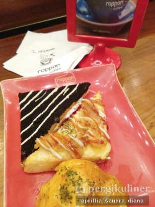 Foto 1 - Makanan(Roppang & Croissant) di Roppan oleh Diana Sandra