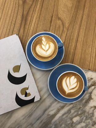 Foto 1 - Makanan(Cappuccino) di Common Grounds oleh YSfoodspottings