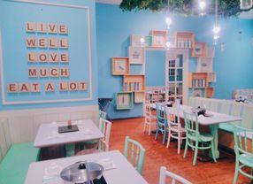 9 Cafe Lucu di Bandung dengan Tempat yang Pas untuk Narsis Ria