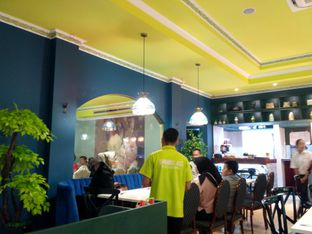 Foto 2 - Interior di Restaurant Sarang Oci oleh Stella Griensiria