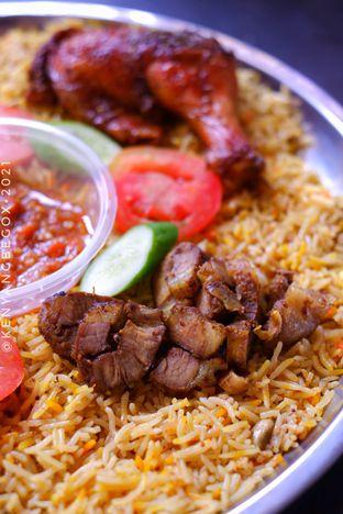 Foto 5 - Makanan di Kebuli Ijab Qabul oleh Vionna & Tommy